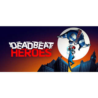 Deadbeat Heroes steam key global