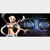 X-Blades steam key global