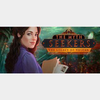 The Myth Seekers: The Legacy of Vulcan syeam key global
