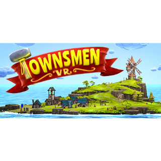 Townsmen VR steam key global