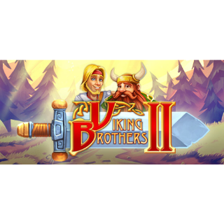 🎮 Viking Brothers Pack STEAM KEY GLOBAL🎮