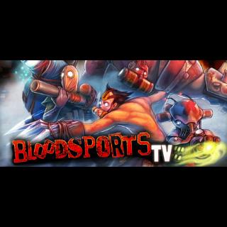 Bloodsports.TV  Steam Key Global