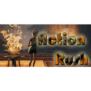 Action Rush steam key global