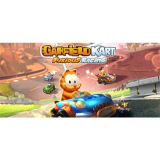 Garfield Kart - Furious Racing steam key global