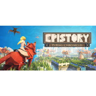 Epistory - Typing Chronicles steam key global