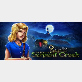 9 Clues: The Secret of Serpent Creek STEAM KEY GLOBAL