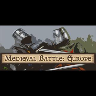 Medieval Battle: Europe steam key global