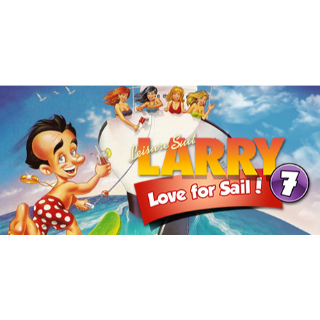 Leisure Suit Larry 7 - Love for Sail steam key global