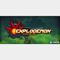 Explodemon steam key global