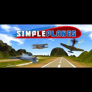 SimplePlanes  Steam Key Global