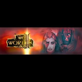 TWO WORLDS II: VELVET EDITION STEAM KEY GLOBAL