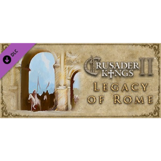Crusader Kings II: Legacy of Rome steam key global
