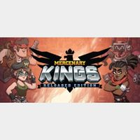 Mercenary Kings: Reloaded Edition steam key global