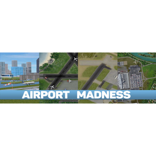 Airport Madness 3D  + Airport Madness 3D: Volume 2  steam key global