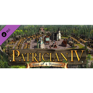 Patrician IV: Rise of a Dynasty steam key global