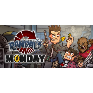 Randal's Monday steam key global