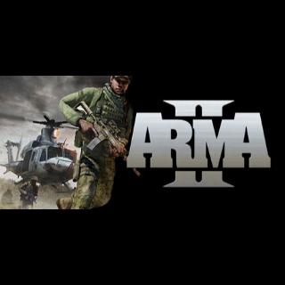 Arma 2 steam key global