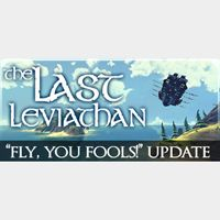 The Last Leviathan steam key global