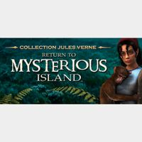 Return to Mysterious Island steam key global