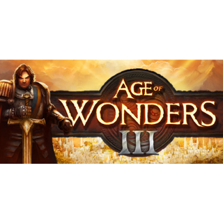 Age of Wonders 3 III steam key global