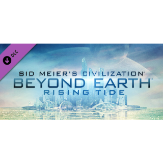 Sid Meier's Civilization: Beyond Earth - Rising Tide steam key global