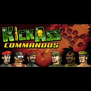 Kick Ass Commandos Steam Key GLOBAL