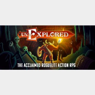 Unexplored steam key global