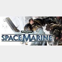 Warhammer 40,000 Space Marine steam key global