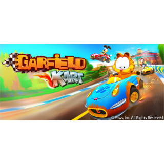 Garfield Kart steam key global
