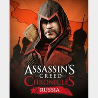 Assassin's Creed® Chronicles Russia Uplay
