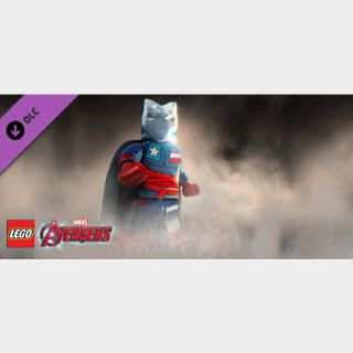 LEGO MARVEL's Avengers - The Thunderbolts Character Pack DLC
