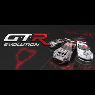 GTR Evolution + RACE 07  steam key global