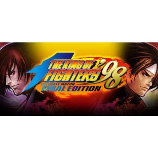 THE KING OF FIGHTERS '98 ULTIMATE MATCH FINAL EDITION GOG KEY GLOBAL