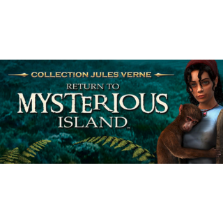 Return to Mysterious Island steam key global