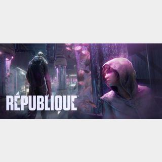 Republique steam key global