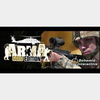 ARMA: Gold Edition steam key global