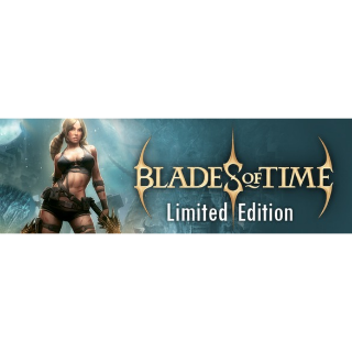 Blades of Time - Limited Edition Steam Key GLOBAL