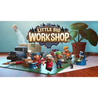 LITTLE BIG WORKSHOP (Steam)