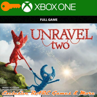 Unravel Two XBOX ONE Key GLOBAL
