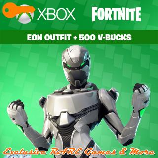 Fortnite The Eon Skin + 500 V-Bucks