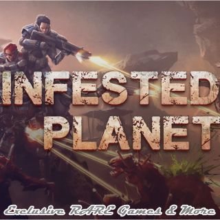 *INSTANT* Infested Planet Steam Key GLOBAL