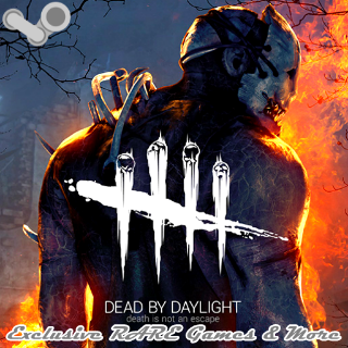Dead by Daylight Steam Key GLOBAL INSTANT