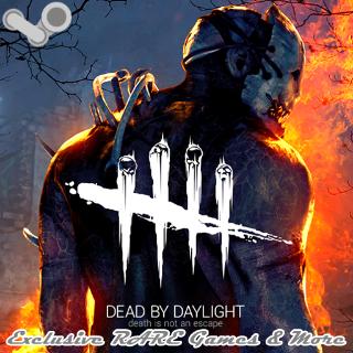 Dead by Daylight Steam Key GLOBAL INSTANT