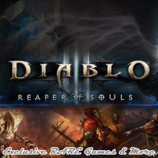 Diablo 3: Reaper of Souls DLC Battle.net Key GLOBAL