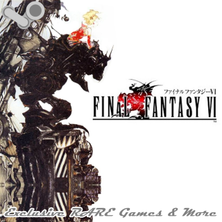 FINAL FANTASY VI (6) Steam Key GLOBAL INSTANT