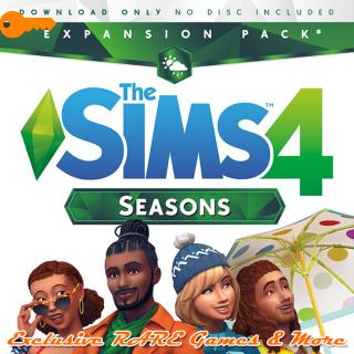 The Sims 4 Seasons Origin Key GLOBAL
