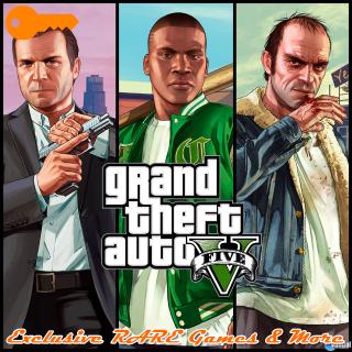 Grand Theft Auto V GTA 5 Rockstar Edition Key
