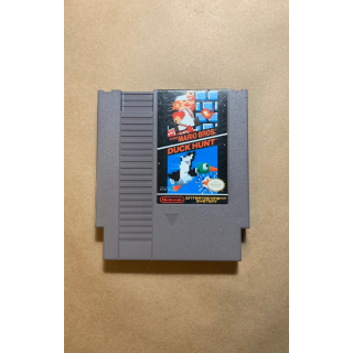 NES Mario Brothers/ Duck hunt Combo