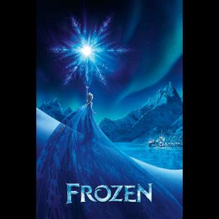Frozen US GP