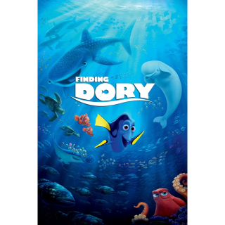 Finding Dory US GP *ports*